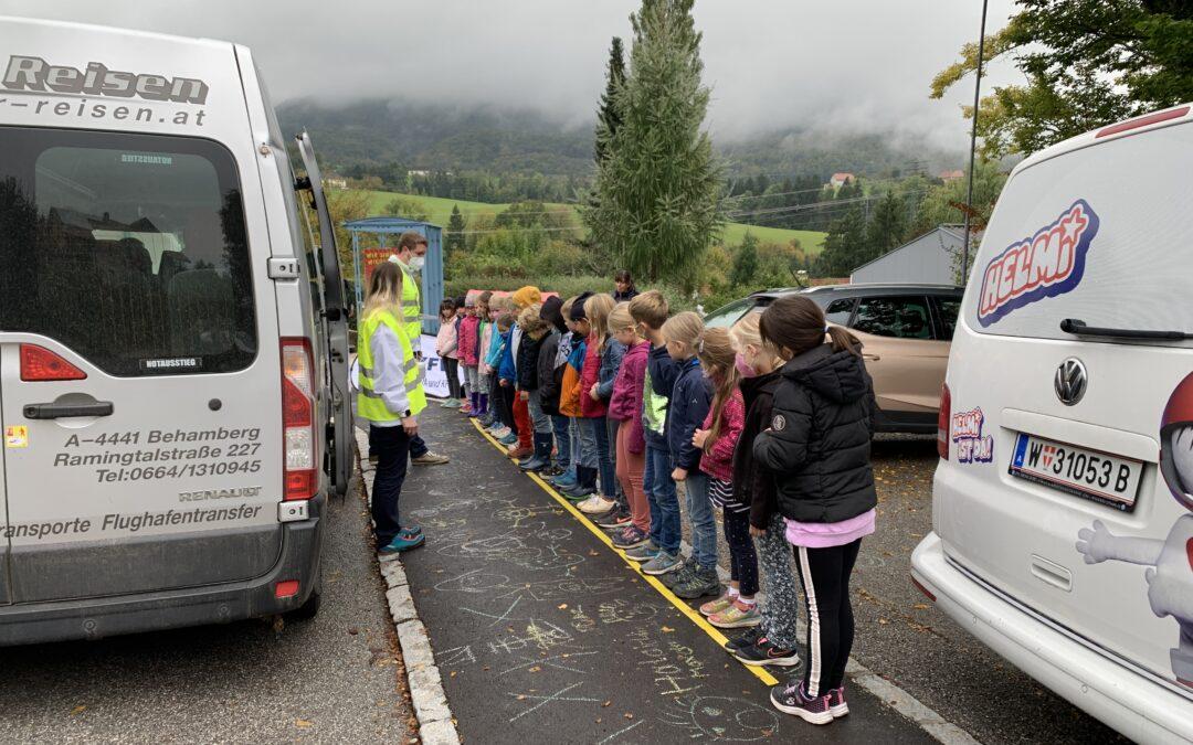 """Aktion """"Busschule"""""""